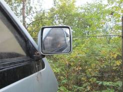 Зеркало заднего вида боковое. Nissan Terrano