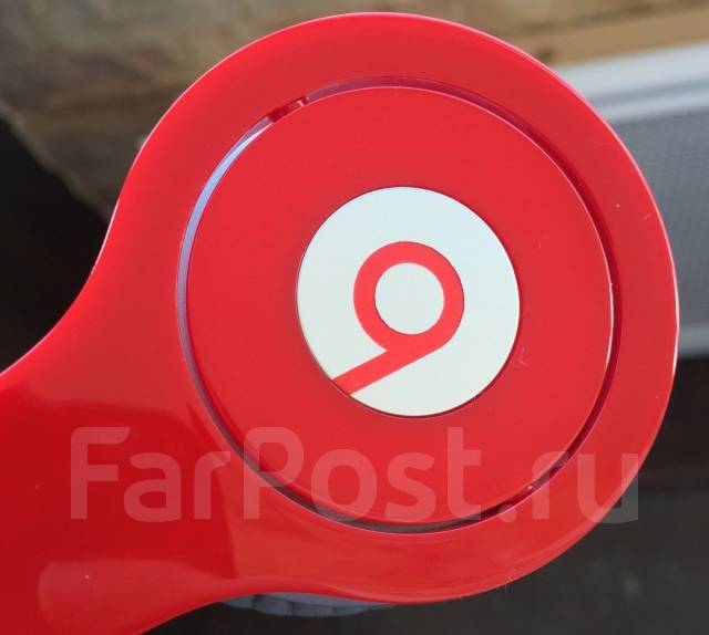Beats By Drdre Solo Hd Special Edition Red