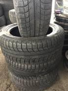 Michelin X Radial. Зимние, без шипов, 2009 год, износ: 10%, 4 шт
