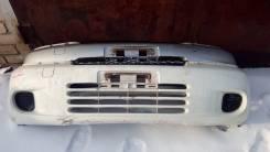 Бампер. Toyota Funcargo, NCP20, NCP25, NCP21 Двигатели: 2NZFE, 1NZFE