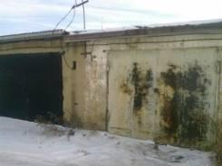 Гаражи металлические. р-н Свердловский, 28 кв.м., электричество, подвал.