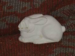 Мел для грызунов в виде фигурки кролика (на клетку)