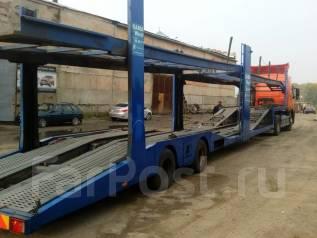Rolfo Blizzard. Продам прицеп-автовоз на 8 автомобилей 2012 года в отличном состоянии, 20 000 кг.
