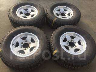 265/70 R16 Toyo Winter Tranpath S1 литые диски 6х139.7 (К6-1615). 7.0x16 6x139.70 ET20