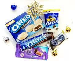 Milka, Oreo, Nutella, Kitkat из Европы!
