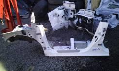 Порог пластиковый. Toyota Corolla Fielder, NZE141, NZE144, ZRE142 Toyota Corolla Axio, ZRE142, NZE141, NZE144