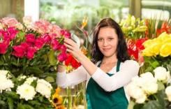 Продавец-флорист. Южный микрорайон