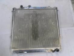 Радиатор охлаждения двигателя. Toyota Hilux Surf, KZN185, KZN185G, KZN185W Двигатель 1KZTE