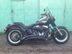 Harley-Davidson Softail Fat Boy Special. 1 700 куб. см., исправен, птс, с пробегом