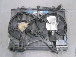 Радиатор охлаждения двигателя. Nissan Presage, NU30 Двигатель KA24DE