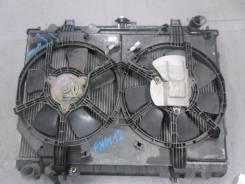 Радиатор охлаждения двигателя. Nissan Liberty, PNM12 Двигатель SR20DE