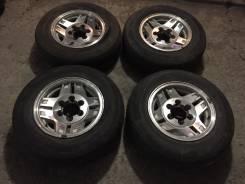 Toyota Hiace. 7.0x15, 6x139.70, ET8