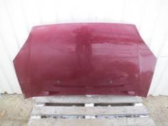 Капот. Ford C-MAX