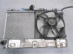 Радиатор охлаждения двигателя. Subaru Legacy B4, BE5