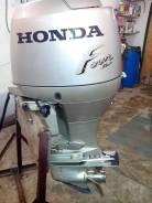 Honda. 75,00л.с., 4х тактный, бензин, нога L (508 мм), Год: 1997 год