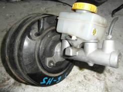 Вакуумный усилитель тормозов. Subaru Forester, SH5, SHJ, SH9 Subaru Exiga, YAM, YA9, YA5, YA4 Двигатели: EJ205, EJ204, EJ20A, EJ255, EJ253, EJ25A