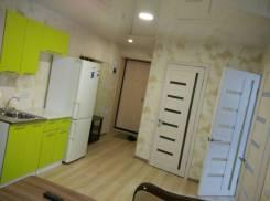 2-комнатная, улица Надибаидзе 20. Чуркин, частное лицо, 38кв.м. Вторая фотография комнаты