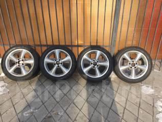Продам оригинальные разноширокие диски Mercedes R17. 7.5/9.5x17 5x112.00 ET-36/-34. Под заказ