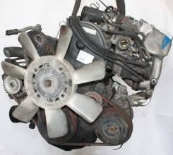 Двигатель в сборе. Mitsubishi Delica Star Wagon, P24W