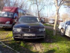 BMW 7-Series. E65, N62B36
