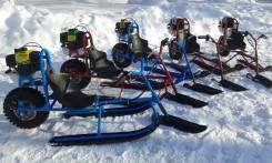 Мото-снегокат детский-подростковый для самостоятельного вождения! 2017