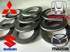 Прокладка радиатора. Mazda: Persona, Ford Freda, MX-6, Cronos, Atenza, Proceed, RX-8, Ford Festiva V, Capella Cargo, Roadster, Parkway, Familia, Autoz...