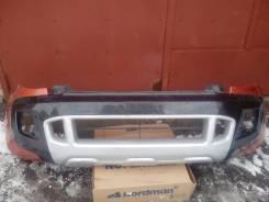 Бампер. Ford Ranger, T6