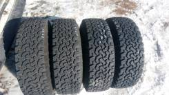 BFGoodrich All-Terrain T/A. Грязь AT, 2012 год, износ: 5%, 4 шт