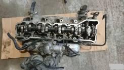 Головка блока цилиндров. Mitsubishi Delica Mitsubishi Challenger Mitsubishi Pajero Двигатель 4M40