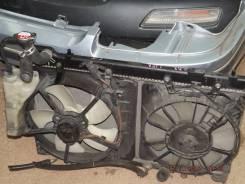 Радиатор охлаждения двигателя. Honda Fit, GD3, CBA-GD3, DBA-GD3, CBAGD3, DBAGD3 Двигатель L15A
