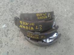 Колодка тормозная. Toyota Nadia, SXN10H, SXN10