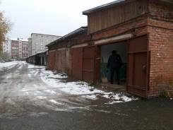 Гаражи капитальные. улица Суворова 5/1, р-н Октябрьский, 23 кв.м., электричество
