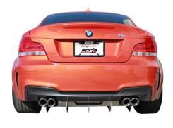 Диффузор. BMW 1-Series, E82