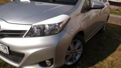 Накладка на фару. Toyota Vitz, NSP135, NCP131, SCP13, KSP130, NSP130, NCP13. Под заказ