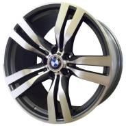 BMW. 8.5x18, 5x120.00, ET46, ЦО 74,1мм.