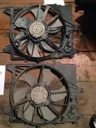 Вентилятор охлаждения радиатора. Renault Symbol
