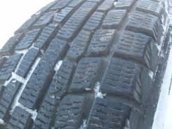 Dunlop. Зимние, без шипов, 2006 год, износ: 50%, 1 шт