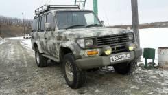 Toyota Land Cruiser Prado. автомат, 4wd, 3.0, дизель, 230 тыс. км