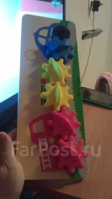 Развивающие игрушки! Для мелкой моторики и логики!