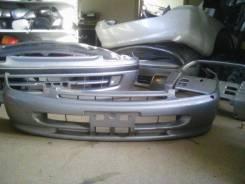 Бампер. Toyota Starlet, EP91 Двигатель 4EFE