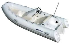 BRIG. Год: 2009 год, длина 3,80м., двигатель подвесной, бензин