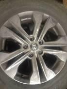 Продам оригинальные колеса 235/65/17 Santa Fe, резина. x17