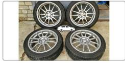 OZ Racing. 7.0x17, 5x100.00, ET48, ЦО 56,1 мм.
