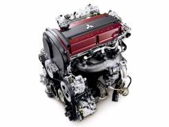 Двигатель в сборе. Mitsubishi: Airtrek, Galant, Pajero, Lancer, Colt Двигатели: 4G63, 4G64, 4G63T, 4D65, 4G93, 4D65T, 6G74, 4M40, 4D56, 4G15, 4G18, 4G...