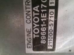 Блок управления двс. Toyota Corolla, EE103, EE104 Toyota Caldina, ET196 Toyota Sprinter, EE104, EE103 Двигатель 5EFE