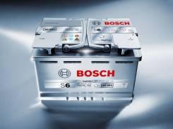Bosch. 60 А.ч., правое крепление, производство Европа