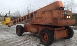 Tadano. Самоходная монтажная вышка AW-250TG, 3 298 куб. см., 25 м.