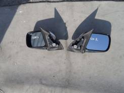 Зеркало заднего вида боковое. Mitsubishi Airtrek, CU2W