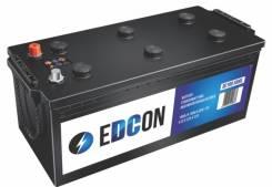 Аккумулятор Edcon DC1801000L. 180 А.ч., левое крепление, производство Европа