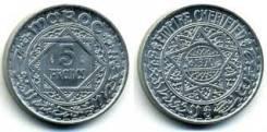 Марокко 5 франков 1951 год (иностранные монеты)